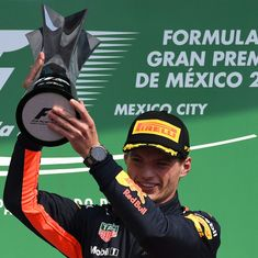Max Verstappen glad to leave bad luck behind after crushing Mexican GP victory