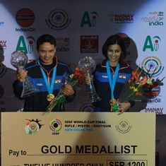 ISSF World Cup Final takeaways: India notch best-ever finish with three medals