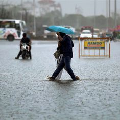 Schools to remain shut on Tuesday as heavy rain lashes Chennai