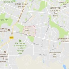 Delhi: Group of Nigerians clash inside hospital with swords, cleavers