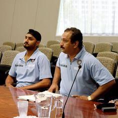 MV Sridhar, Indian cricket's go-to man for crisis management, dies aged 51