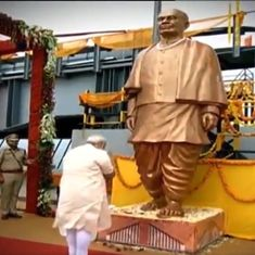 Previous governments ignored Sardar Patel, says Narendra Modi on his 142nd birth anniversary