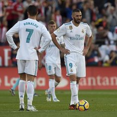 Lack of squad depth, misfiring Ronaldo, complacency: What's gone wrong for Real Madrid?