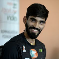 'Target is to do India proud at Tokyo Olympics': New world No 1 K Srikanth wants to keep improving