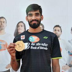 K Srikanth rises to career-best world No 2 in latest badminton rankings