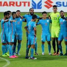 India drawn alongside hosts UAE, Bahrain and Thailand in Group A of the 2019 Asian Cup