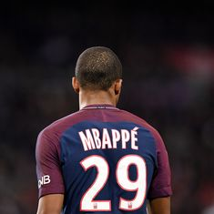 Kylian Mbappe nets 8-minute hat-trick to help PSG break 82-year-old Ligue 1 record