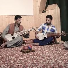 Watch: A rabab gharana in Kashmir has kept the traditional musical instrument alive for generations