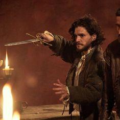 Kit Harington's 'Gunpowder' series picked up by HBO