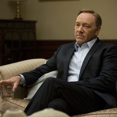Production on 'House of Cards' season six halted after Kevin Spacey controversy