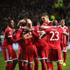 Champions League: Bayern Munich beat Celtic to reach last 16 for 10th straight season