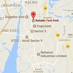 Navi Mumbai: Fire breaks out at Reliable Tech Park in Airoli
