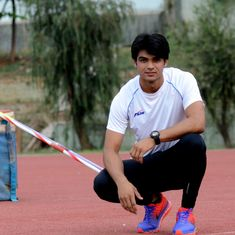 Neeraj Chopra 'can't even imagine' what a track-and-field Olympic medal would mean for India