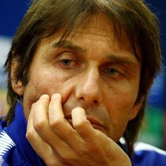 'We lacked everything': Antonio Conte blasts Chelsea after Roma debacle