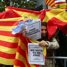 The prospect of an election in Catalonia has everyone nervous