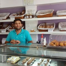 'Pastry is like chemistry': A French bakery in Srinagar perfects new confections in a lab