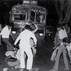 As Delhi was consumed with bloodshed during the 1984 Sikh genocide, where was the Indian Army?