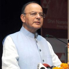 Rahul Gandhi says Arun Jaitley living in a dream, minister replies 'ease of corruption' has ended