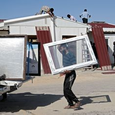 Hamas hands over control of Gaza Strip's border with Egypt to the Palestinian Authority