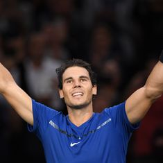 Sensational Rafael Nadal cements year-end No 1 ranking for fourth time