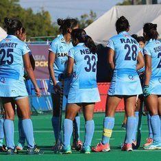 Hockey: India beat Kazakhstan 7-1 to reach women's Asia Cup semi-finals