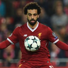 Salah, Can, Sturridge strike to put Liverpool on course for Champions League knockouts