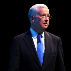 UK Defence Secretary Michael Fallon resigns amid sexual harassment allegations