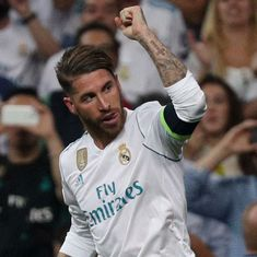 Sergio Ramos an honest man, symbol of Spanish football: Real Madrid coach Santiago Solari