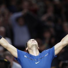 Data check: By becoming oldest year-end No 1, Nadal has perfectly capped his phenomenal season