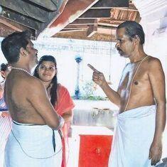 केरल में एक और मंदिर ने दलित समुदाय के पुजारी के लिए दरवाजे खोले