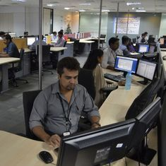 After layoffs and up-skilling, India's ailing IT sector is finally seeing an uptick