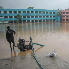 Schools in Chennai to remain shut as Met department warns of heavy rain