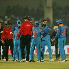 After first ever T20I win against New Zealand, Kohli and Co look to seal series in Rajkot
