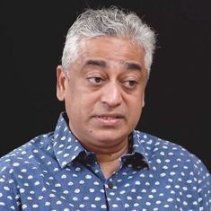 Interview with Rajdeep Sardesai: 'MS Dhoni is the symbol of India's vaulting aspirations'