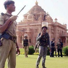 Ahmedabad Police arrest key conspirator behind Akshardham temple attack