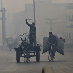 Smoke signal: Winter smog is a reminder India and Pakistan need to talk about more than geopolitics