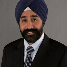 Flyers in a New Jersey city call Sikh mayoral candidate a 'terrorist'
