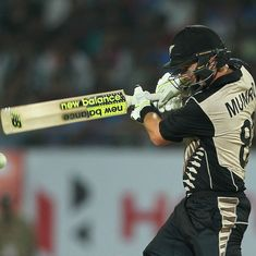 'Love batting at the top': Colin Munro happy to open after blistering ton against India