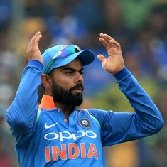 The question of aggression: Why does Virat Kohli's attitude seem to worry us so much?