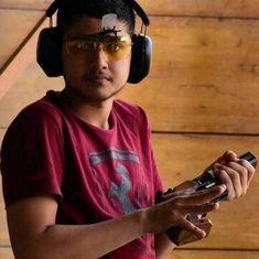 Anish Bhanwala clinches his first senior crown at National Shooting Championships