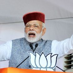 Government and political parties must stay out of the judicial controversy, says Narendra Modi
