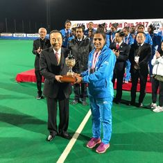 It was important to qualify for World Cup on merit, says India hockey team captain Rani Rampal