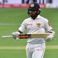 Sri Lanka's Kusal Mendis becomes second batsman after Virat Kohli to cross 1,000 Test runs in 2018