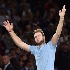Jack Sock clinches Paris Masters title, secures place at World Tour Finals