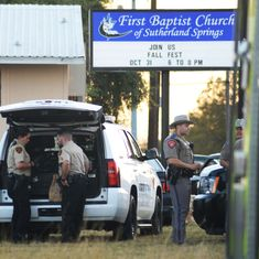 United States: Shooting at a Texas church leaves at least 26 dead