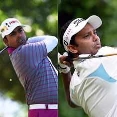 Golf: SSP Chawrasia at No 4, Anirban Lahiri No 5 in Asian Tour Order of Merit