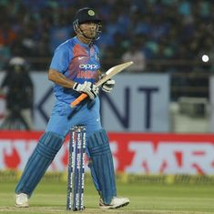 India vs New Zealand 3rd T20: Focus on under-fire MS Dhoni in series decider