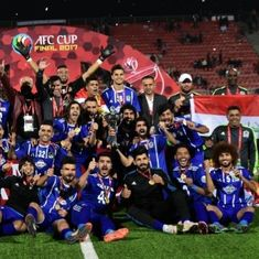Air Force Club secure second successive AFC Cup title