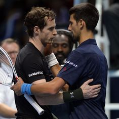 Tennis will profit from Andy Murray back and fighting for the top spots, says Novak Djokovic