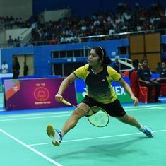 Four Indians advance to South Asian Regional badminton semi-finals